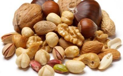 Орехи во время беременности – да или нет?