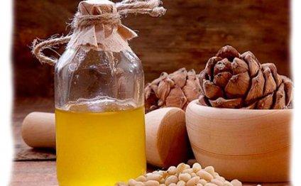 Польза кедрового масла для детей - gammaholl.ru