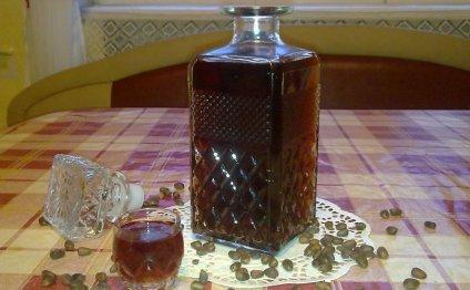 Рецепты настойки самогона на кедровых орехах