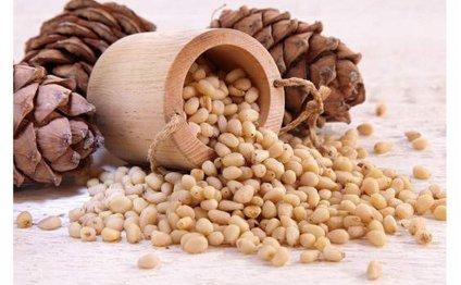 варенье из кедровых орехов